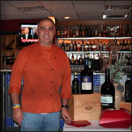 Vincenzo Assante, Sous chefMonte di Procida, Italy